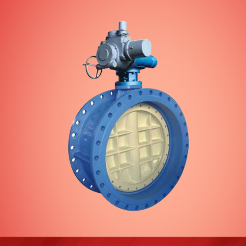 Flanged type electric-driven butterfly valve (D941X)