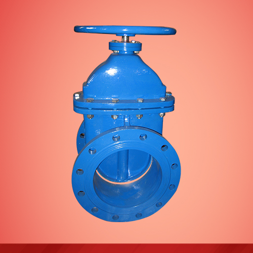 Non-rising stem gate valve (Z45T)