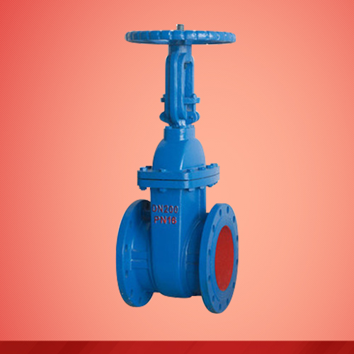 Rising stem gate valve (Z41T)