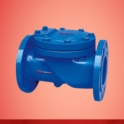 Rubber flap check valve (H44X)