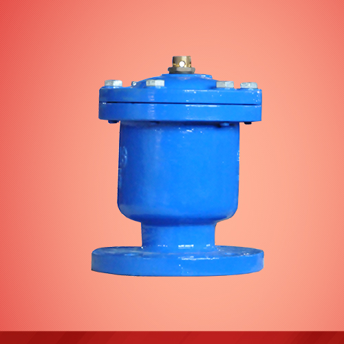 Single orifice air exhaust valve (P1(QB1))